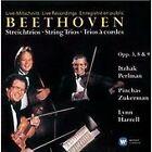 Ludwig van Beethoven - Beethoven: String Trios Opp. 3, 8 & 9 (2015)