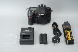 Nikon-D7000-16-2MP-DSLR-Camera-Body-Only-Digital-SLR-Black-Low-Shutter