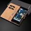 Luxe-Veritable-Genuine-Leather-Wallet-Case-Flip-antichoc-stand-Magnetique-Fonction miniature 28