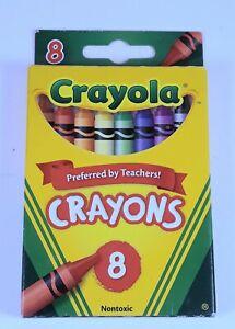 Crayola  Crayons  8 pk