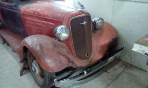 1935 Chevrolet 2 Door Standard