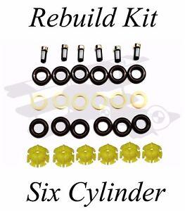 Details about BMW Injector Rebuild Kit - Six Cylinders (M20, M50, M52,  etc ) E30 E36 E34 E39