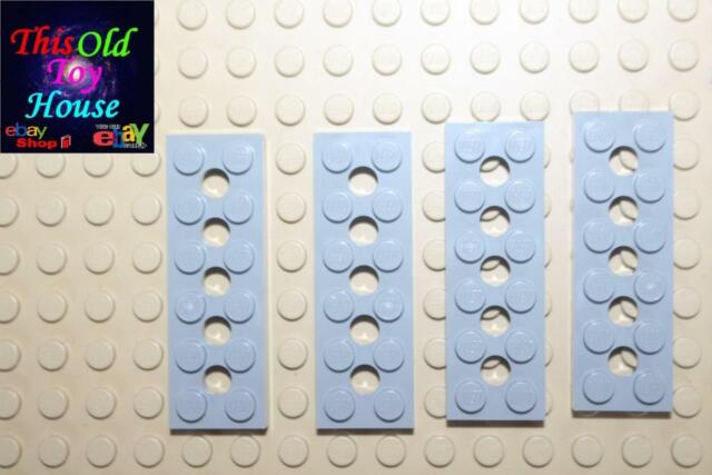 Lego Plates 2x6 in Quantity/'s of 4 Please Choose One Needed **New**