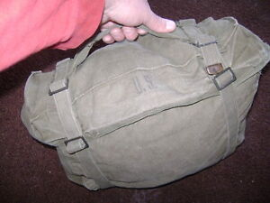 Vintage M-1945 Cargo Field Pack (lower section)