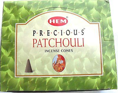 RÄUCHERSTÄBCHEN Räucherkegel HEM 9x10 Stck Rose Vanille Cannabis Patchouli Opium