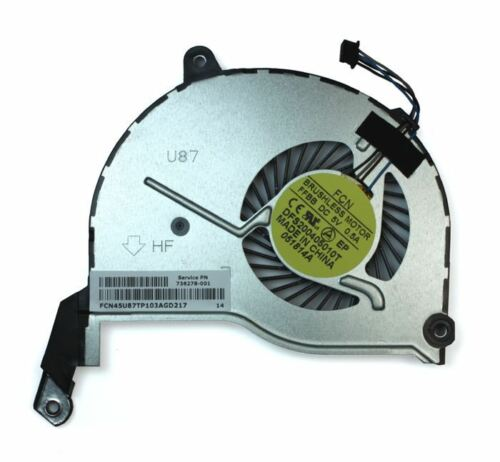 HP Pavilion 15-n002AX 15-n002eu 15-n002la 15-n002so 15-n002su Laptop Fan