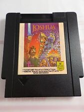Joshua: The Battle of Jericho (Nintendo)  Wisdom Tree NES Tested FAST SHIPPING