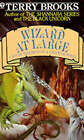 Wizard at Large by Terry Brooks (Paperback, 1989)