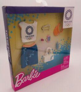Olympics Fashion Barbie Clothes