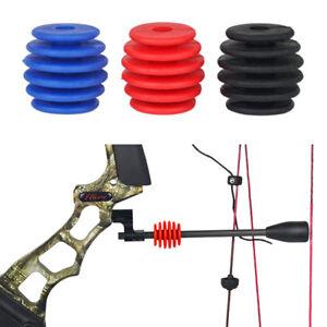 Archery Bow String Suppressor Stopper Decelerator for Compound Bows