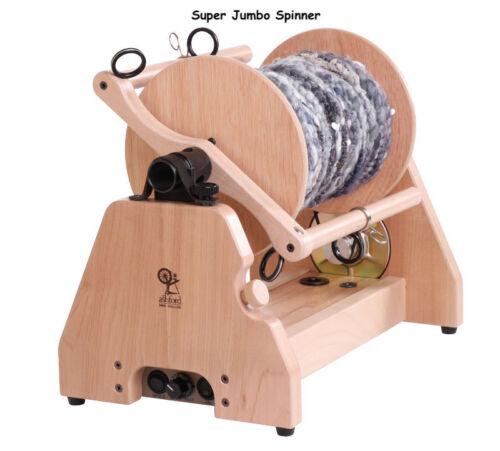 Ashford Electric Spinner 3 or JUMBO Production Spinning Plying Plus a BONUS