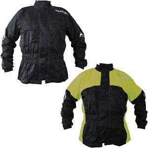 Richa-pluie-Warrior-WP-impermeable-eau-PROTECTION-MOTO-SUR-VESTE-TOUTES-TAILLES