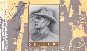 Australian-1993-1st-amp-Last-10-Folder-Blue-F-amp-E-Polymer-amp-F-amp-C-Paper-Banknote-Issues