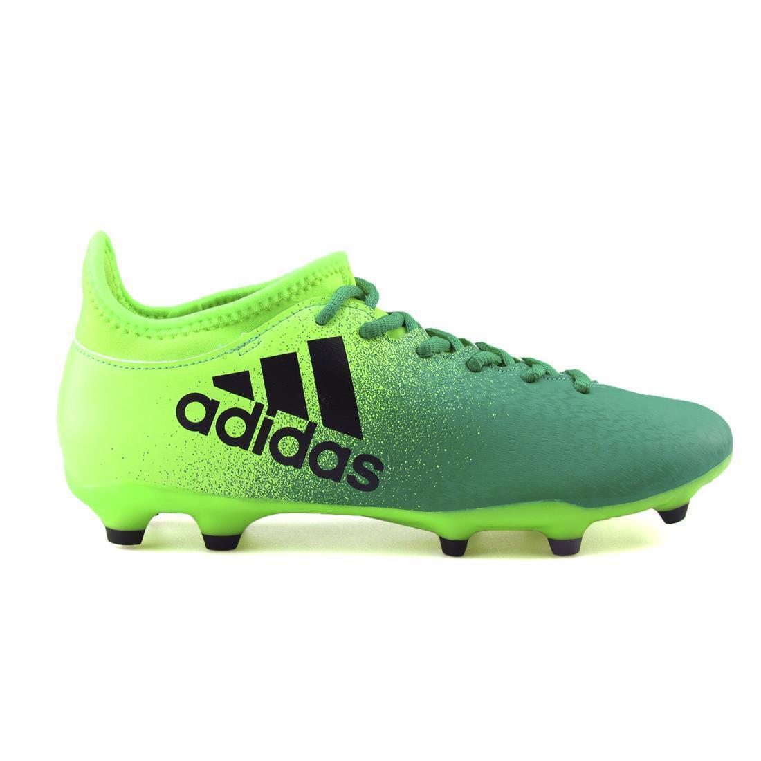 Adidas X 16.3 FG botas de fútbol (BB5855)