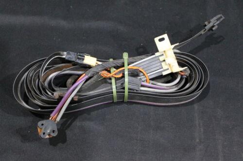 65 66 Cadillac Deville Eldorado Convertible Top /& Floor Ribbon Wiring Harness