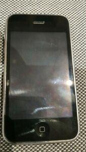Apple iphone 3 G - 16 Go-Noir (Débloqué) A124103 (GSM)