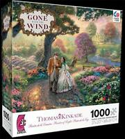 Kinkade Warner Brothers Movie Classics Jigsaw Puzzle Gone With The Wind 3357-1