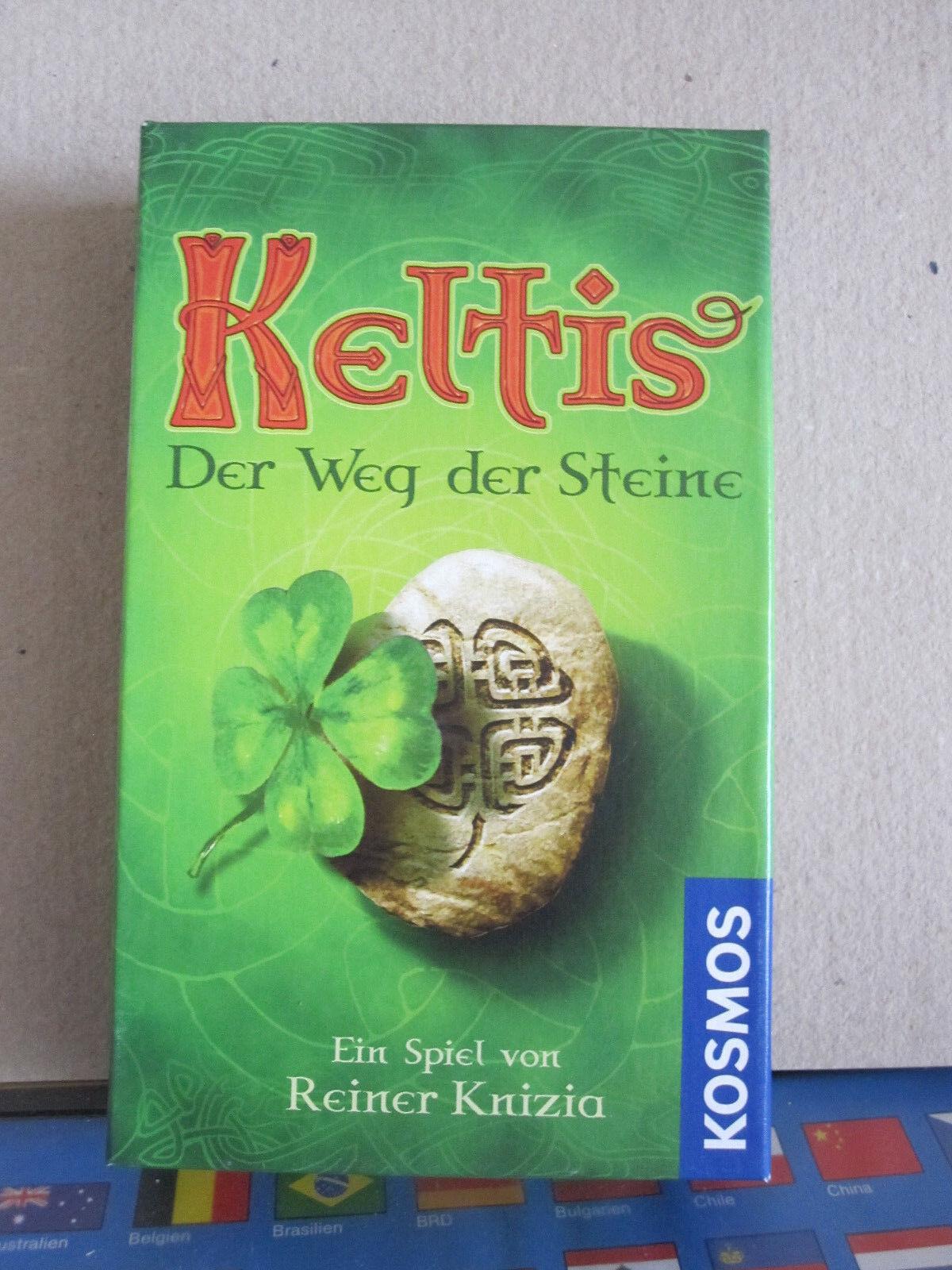 Keltis - - Kosmos - Keltis  Der Weg der Steine - für 2 bis 4 Spieler 79ca41