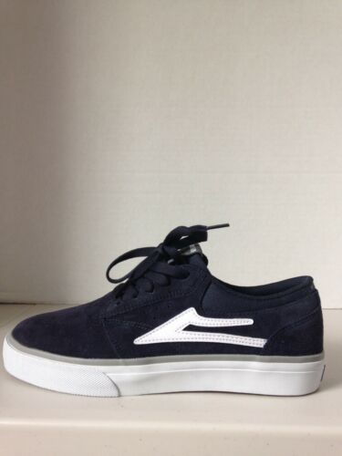 Skate Mens Eur 8 Uk Nouvelle 41 Taille Lakai Chaussure Suede Griffin 7 De Midnight OXwOqrY