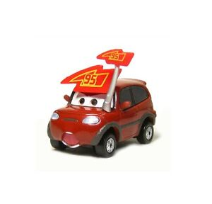 Disney Pixar Movie Cars Diecast Toy Timothy Twostroke Lightning