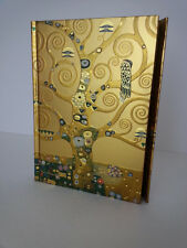 KLIMT The Tree of Life Lined Blank Journal Magnetic Closure NEW