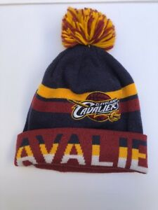 Image is loading Mitchell-And-Ness-Cleveland-Cavaliers-Team-Beanie-Winter- cd100108316