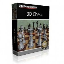 ADVANCED CHESS GAME FOR WINDOWS. PLAY AGAINST THE COMPUTER, STORE THE RESULTS