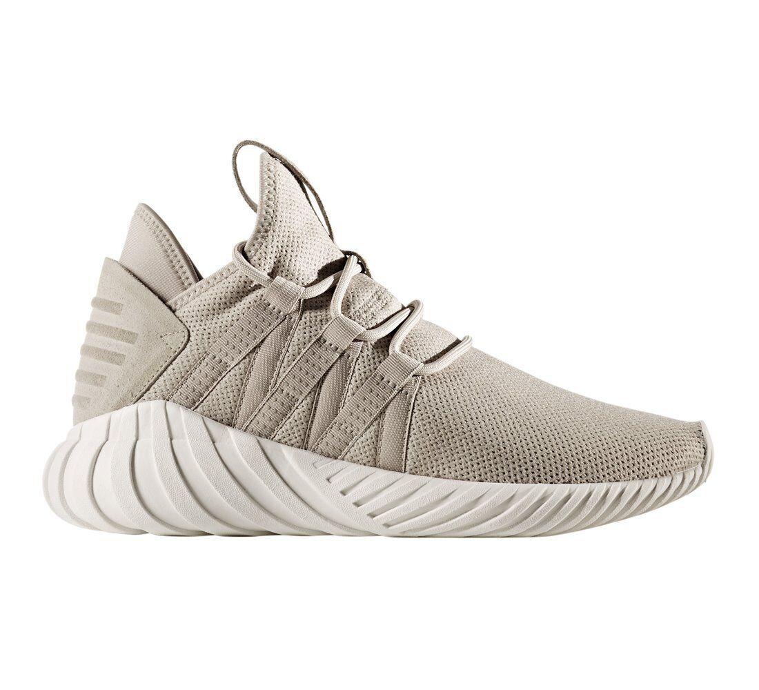Adidas Schuhe Sneaker Tubular Dawn W Stripes BZ0630 Beige Damen Neu div. Größen