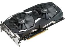 ASUS Radeon RX 580 O4G Dual-fan OC Edition GDDR5 DP HDMI DVI VR Ready AMD Graphi