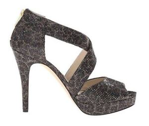 f452fddb7a7 Women s Michael Kors ARIEL PLATFORM Platform Sandals Heels Cheetah ...