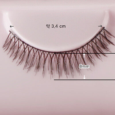 [Dollmore] BJD OOAK Ball jointed doll DOLL Eyelashes - 138 - 8 (Black)