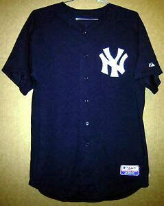 more photos 6bc80 f4be5 Details about NEW YORK YANKEES GARY SHEFFIELD GAME WORN Blue Size 46  BATTING PRACTICE JERSEY