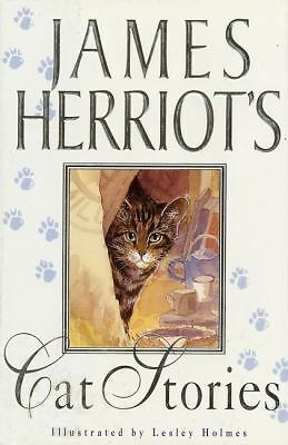 Cat Stories by James Herriot Herriot's (1994, Hardcover, Revised) book kitty Pet