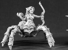 Isiri Arachnid Archer Darkspawn Reaper Miniatures Warlord Dark Elf Demon Spider