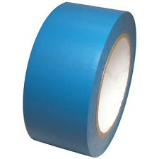 Sky Blue Vinyl Tape 2 Inch X 36 Yd 1 Roll Spvc