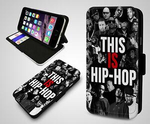 Details about Hip Hop Rappers Old School Rap Legends NWA Leather Wallet  Flip Phone Case Cover