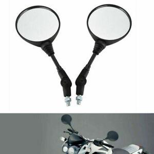 2-x-Specchietti-Retrovisori-Specchi-Pieghevoli-Snodati-per-Moto-Scooter