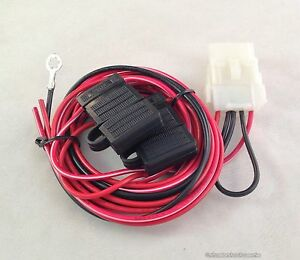 image is loading truck-cap-wiring-harness-for-third-brake-light-