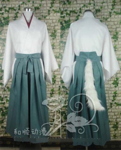 Kamisama Kiss Love Mizuki Tomoe Kimono Yukata Hakama Cosplay Costume Anime COS