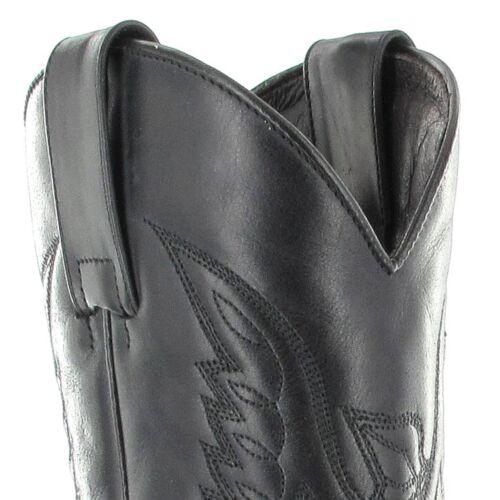 2073 cowboy Boots Stivali Sendra da occidentali Boots Stivali neri w6qxESFZ