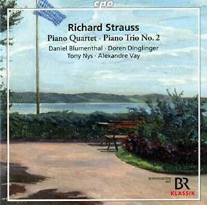 Daniel-Blumenthal-Strauss-Piano-Quartet-Piano-Trio-No-2-CD