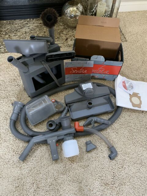 Kirby Sentria Accessories Shampoo system Parts Tools Attachment Used