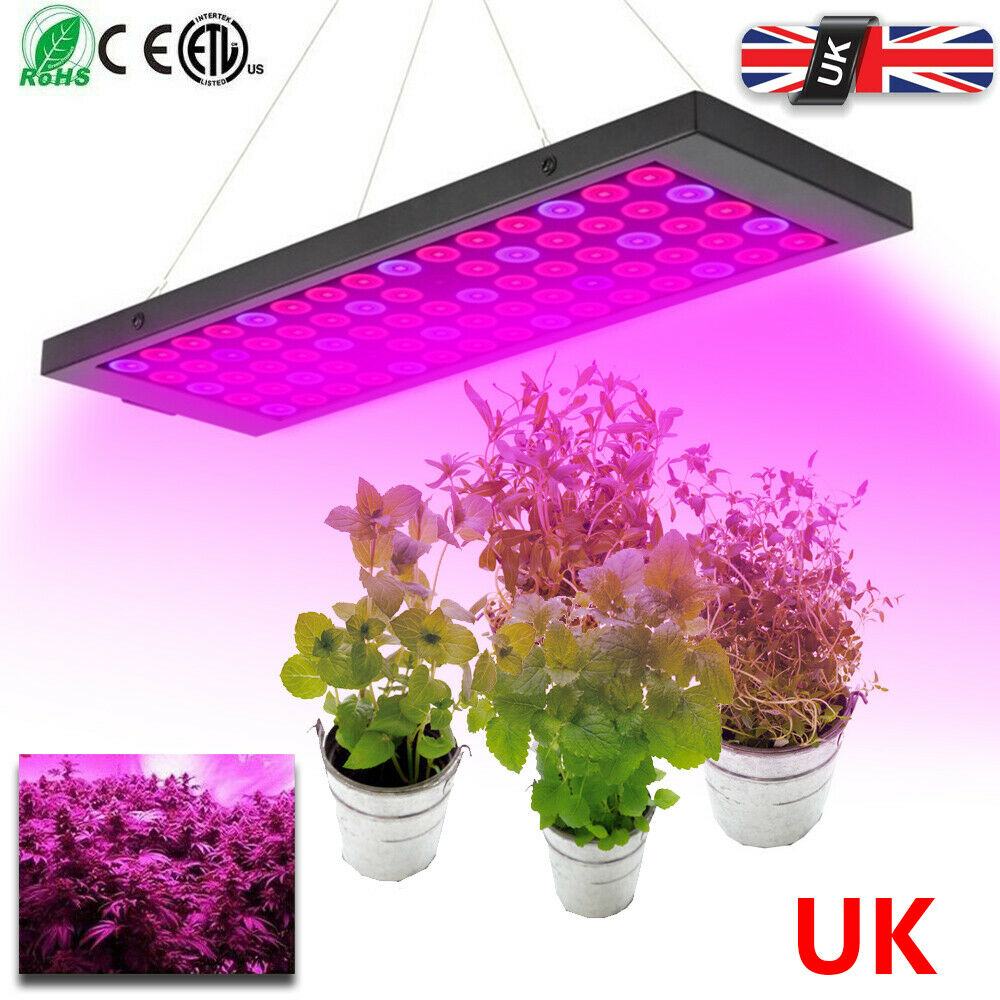 Newest 400W LED Plant Grow Light, with