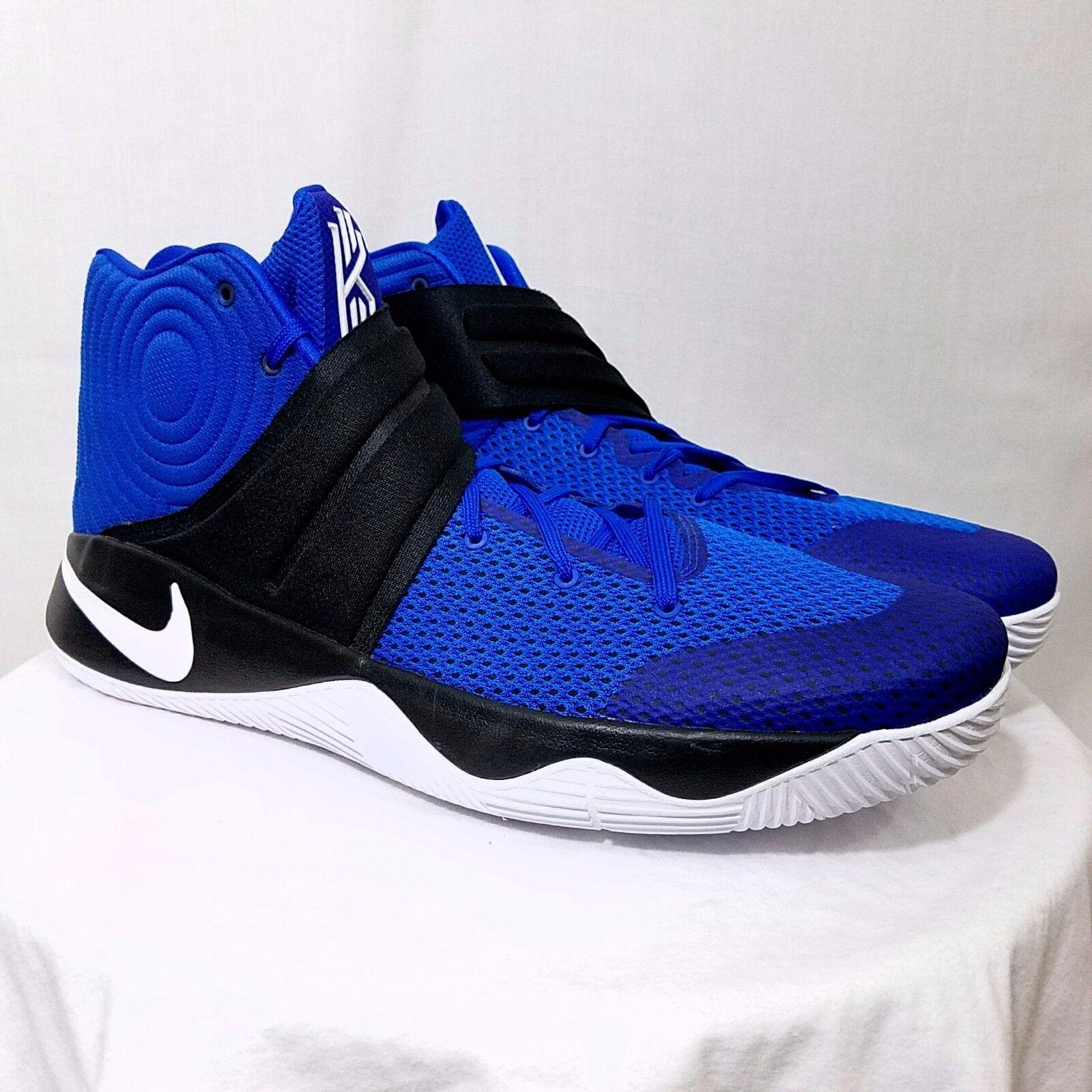 c43a84e4515fe Nike Kyrie 2 Brotherhood Mens Basketball Shoes Shoes Shoes Duke Blue Devils  819583 444 US 18
