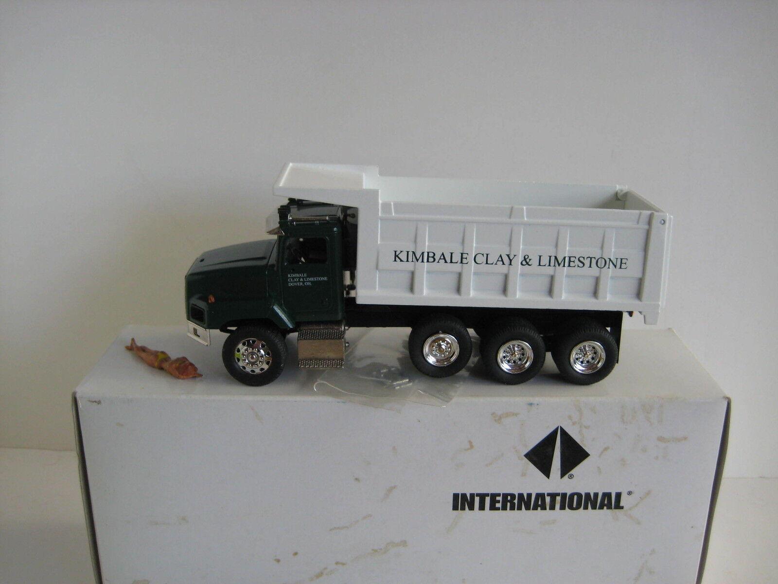 International p 5000 4-alineación kipper kimbale  64105 Conrad 1 50 OVP