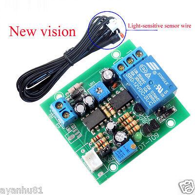 Automatic Headlight Sensor Light Delay Control Module Light Modified Adjustable