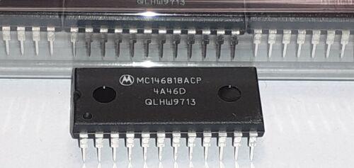 10 x MC146818-24PIN-DIL