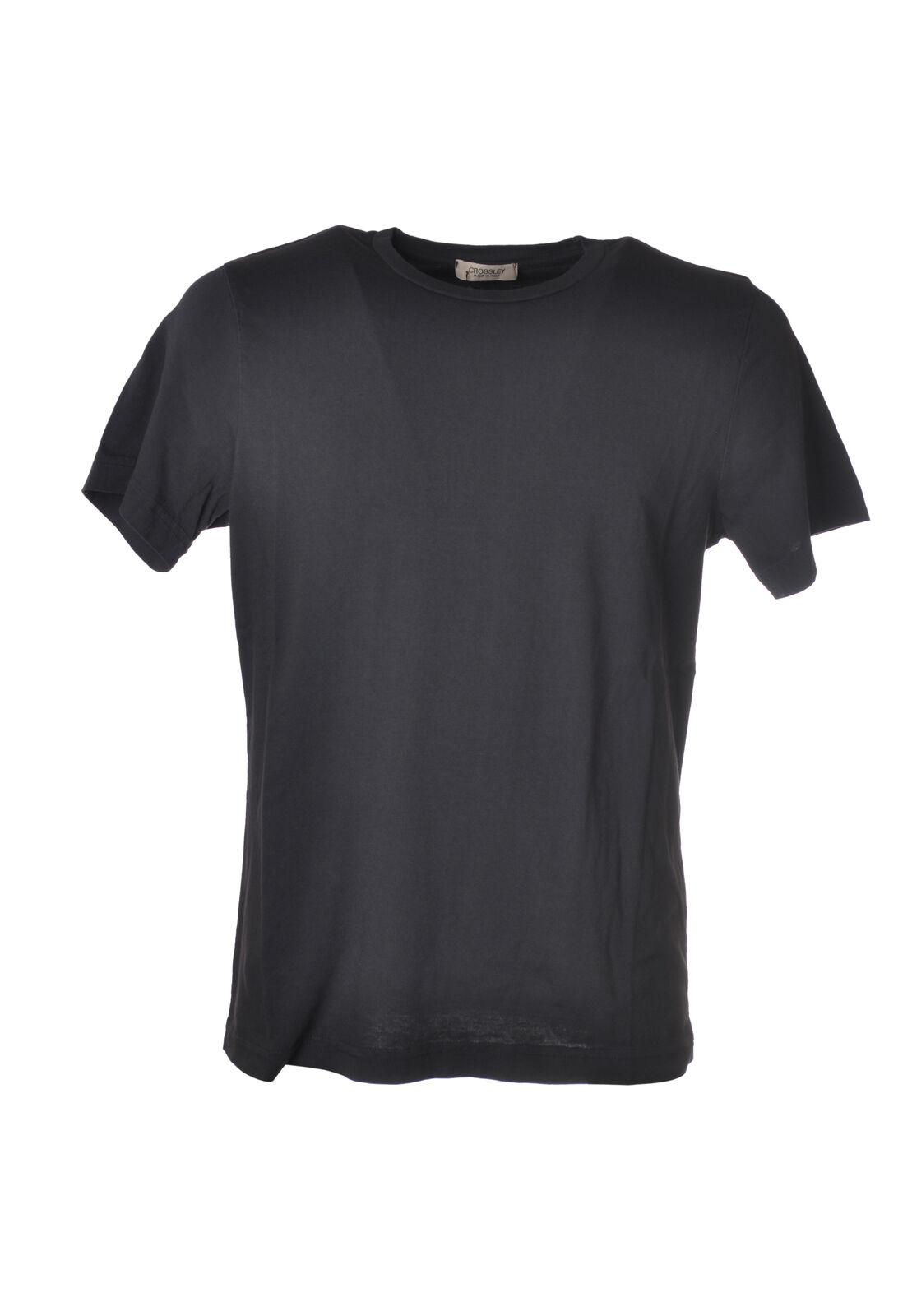 CROSSLEY - Topwear-T-shirts -  Herren - Blu - 5552925I184854