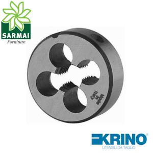 Krino chain Thread Metric Step End Steel Chrome Vanadium from m6 to m30