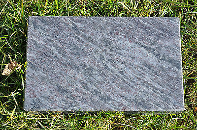 Grabplatte Grabstein Gedenkplatte  Grabmal m. Schrift Orion 20 x 30 Urnengrab